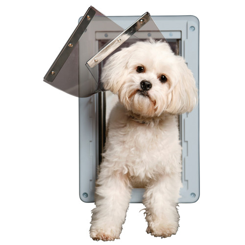 Designer Series Ruff Weather Pet Door Ideal Pet Products