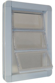Premium Draft-Stopper™ Pet Door - Ideal Pet Products