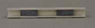 Designer Series Ruff Weather-Replacement Magnet Retainer Bar