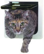 Perfect Pet Cat Flap – FREE SHIPPING!