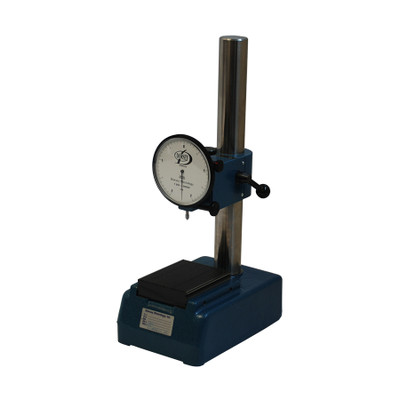 S3 Comparator Stand with #47402 Anvil and 4I4-002 Jam Proof Indicator