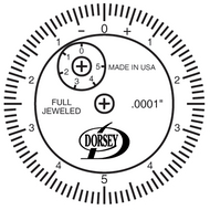 Customize 1DM025-01 Dial Indicator: Prices Starting at