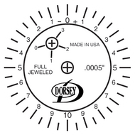 Customize 1DM050-05 Dial Indicator: Prices Starting at