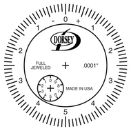 Customize 2DM025-01 Dial Indicator: Prices Starting at