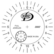 Customize 2DM050-05 Dial Indicator: Prices Starting at