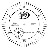Customize 2DM075-05 Dial Indicator: Prices Starting at