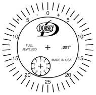 Customize 2DM125-10 Dial Indicator: Prices Starting at
