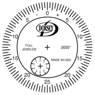 Customize 2DM250-05 Dial Indicator: Prices Starting at