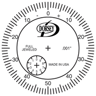 Customize 2DM500-10 Dial Indicator: Prices Starting at