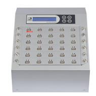 U-Reach UR930US Intelligent 9 USB Silver 29 Target - Front view