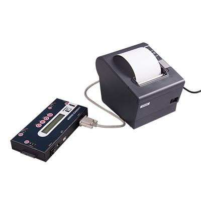U-Reach URTP400G HDD/SDD Eraser 3 Target 7.2G with Printer