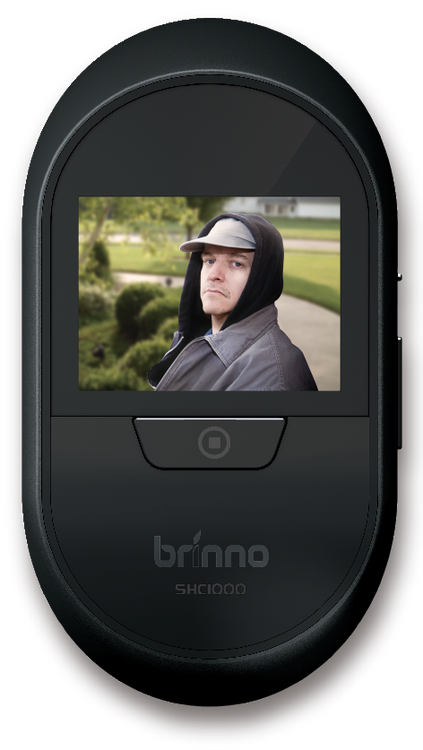 BNSHC1000 Brinno Digital Peephole Camera Motion Activated