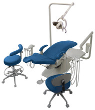Beaverstate Dental Helix Operatory System with Rear Mount Vacuum