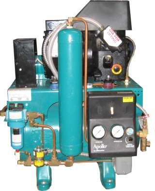 Apollo Refurbished Lubricated Single 2 User Air Compressor