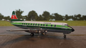 Herpa Manx Airlines Vickers Viscount 800 Scale 1/200 556866