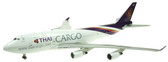 JFox Models Thai Cargo Boeing 747-400 HS-TGJ With stand Scale 1/200