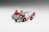US NAVY FIRE FIGHTING TEAM AND FIRE ENGINE Scale 1/72 TSMWAC003 Expected January 2018