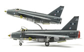 Corgi English Electric Lightning F6 XR728/JS RAF Binbrook Scale 1/48