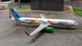 JC WINGS WIZZ AIR A321 BUDAPEST 2024 LIVERY HA-LXJ SCALE 1/400