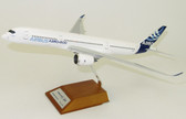 JC WINGS AIRBUS HOUSE COLOUR A350 F-WZGG WITH STAND SCALE 1/200