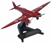 Oxford Diecast  DH88 Comet G-ACSS Grosvenor House Scale 1/72