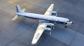 Herpa  Eastern Air Lines Douglas DC-6B - N6121C (Metal model) Scale 1/200