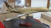 SKYMARKS ETIHAD AIRBUS A380 SCALE 1/100  SKR8507 (ex display)