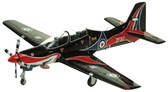 Aviation 72 SHORT TUCANO T1 RAF TRAINER ZF317 2009 DISPLAY SEASON Scale 1/72