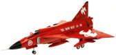 Aviation 72 SAAB VIGGEN AJS37 F10-57 FLYG VAPNET 'THE SHOW MUST GO ON' Scale 1/72
