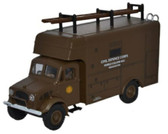 OX76BD019 - 1/76 BEDFORD OY VAN CIVIL DEFENCE