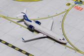 Gemini Jets United Express Bombardier CRJ-200 N417AW Scale 1/400 GJUAL1633