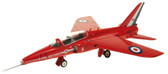 Avaition 72 Folland Gnat T1 RAF Red Arrows XR997 (Cosford) Scale 1/72  AV7222008