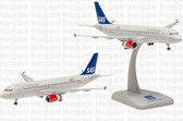 HOGAN WINGS SAS A320 OY-KAN (DIECAST MODEL) SCALE 1/200