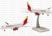 HOGAN WINGS IBERIA EXPRESS A320 EC-JSK  (DIECAST MODEL) SCALE 1/200