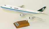 """JC WINGSSAUDI ARABIAN AIRLINES BOEING 747-300 REG: HZ-AIK """"OLD COLOR"""" WITH STAND  SCALE 1/200 JC2405"""