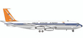 Herpa Wings South African Airways Boeing 707-320 - ZS-CKC Johannesburg  Scale 1/200  Due January 2018