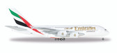 Herpa Emirates Airbus A380 Scale 1/500 Due January 2018