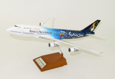 Blue Box Ansett Boeing 747-300 SYDNEY 2000 with stand Scale 1/200 BX212