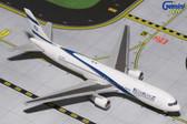 Gemini Jets ELAL Boeing 767-300ER 4X-EAN Scale 1/400 GJELY1270