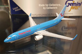 Gemini Jets Hapag Llyod Boeing 737-800 D-AHFF Scale 1/400 GJHLF308