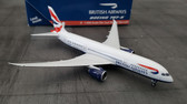 Gemini Jets British Airways Boeing 787  Scale 1/400 GJBAW822