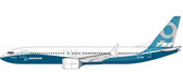 Herpa Boeing (House Colors) Boeing 737 MAX 9 - N7379E Scale 1/200 611824