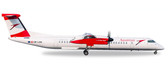 "Herpa Austrian Airlines Bombardier Q400 - OE-LGN ""Gmunden""  Scale 1/500 530910"
