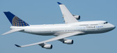 JC WINGS UNITED BOEING 747-400 747 FRIENDSHIP FLAPS DOWN SCALE 1/200 JC2240A DUE JANUARY 2018