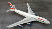 Gemini Jets British Airways Boeing 747-400 Scale 1/400 GJBAW023