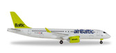 AirBaltic Bombardier CS300 - YL-CSA  530798  Scale 1/500 Due January 2018