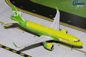 Gemini  200 S7/Sibir Airlines Airbus A320 neo VQ-BCF Scale 1/200 G2SBI697