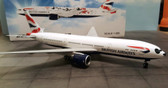 JC Wings British Airways Panda Boeing 777 G-YMMH Scale 1/200 JC2538 EL
