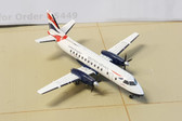 RARE Gemini Jets British Airways SAAB 340B G-LGNB Scale 1/400 GJLOG1116 CK