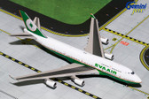 Gemini Jets EVA AIR Boeing 747-400 B-16411 Scale 1/400 GJEVA1694 Due Mid March 2018